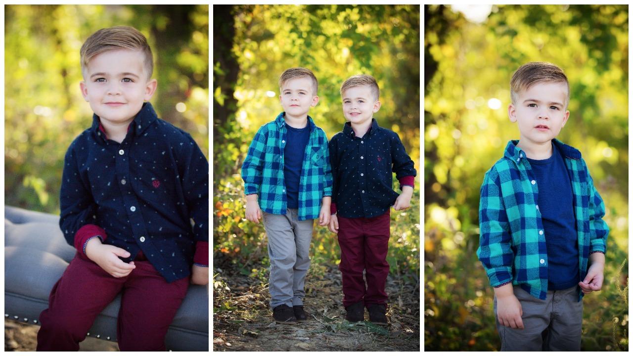 Olive & Gray Image - Boys